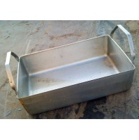 Large Heavy Duty Stainless Steel 370x250mm Roasting dish