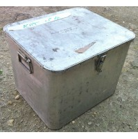 "Field Kitchen Aluminium Utensils Storage Box 15""x 20""x 17"""