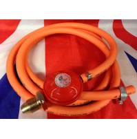 Propane Pipework & Regulator kit  to suit the Nomad Gas Stoves