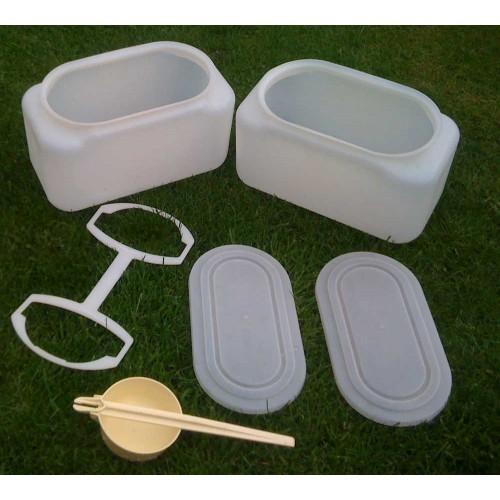 18 Litre Norwegian Food container Insert / Liner Kit Grade A