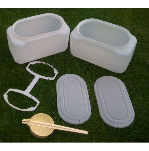 18 Litre Norwegian Food container Insert / Liner Kit Grade A