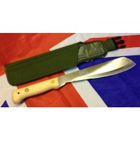 16 inch Jungle Machete with PLCE frog sheath NEW