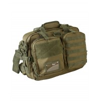Kombat UK Nav Bag Olive Green Multi Purpose Laptop / Aeronautical Device Bag / Backpack
