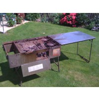 No 5 FIELD KITCHEN PROPANE STOVE GRADE B