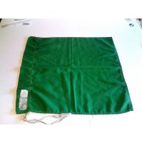 "GREEN 18"" vehicle convoy flag"