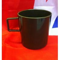 British Army Genuine Osprey tough green plastic 3/4 pint mug NEW & Unused