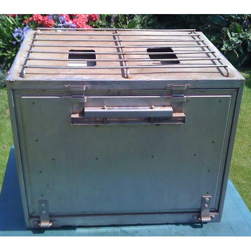 Field Kitchen / Camp Cooking Oven to suit the No5 Stove