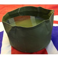 Collapsible PVC Water/Washing Bowl by Web-tex