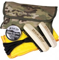 Web-tex Military Boot Care Kit Multicam