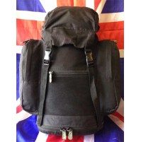 Black 30L Field/Day Pack (Rucksack or Bergen) *NEW*