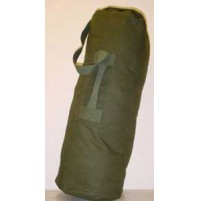 Genuine British Army Heavy Duty Canvas Duffel Kit Bag Grade A