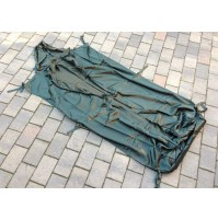 NEW/ Unused Army Issue 58 pattern Jungle Sleeping Bag Liner, Dark Green MEDIUM