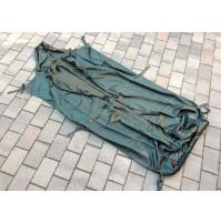 NEW/ Unused Army Issue 58 pattern Jungle Sleeping Bag Liner, Dark Green MEDIUM